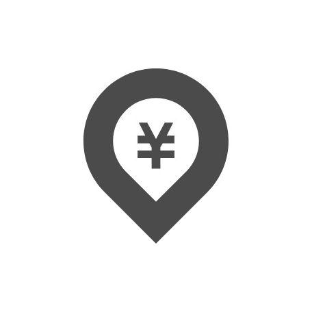 地図マーカー風のATMアイコン5